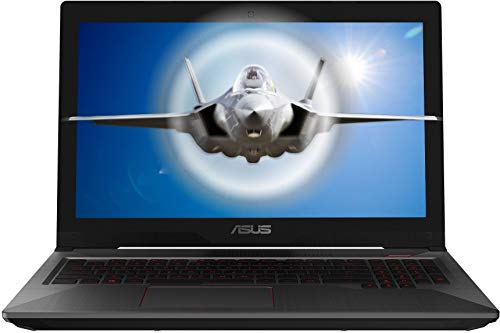 ASUS FX503VD-DM111T 2017 15.6-inch Laptop (7th Gen Core i7-7700HQ/8GB/1TB/Windows 10/4GB Graphics), Black