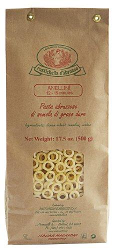 Rustichella d'Abruzzo Anellini Pasta 17.5oz