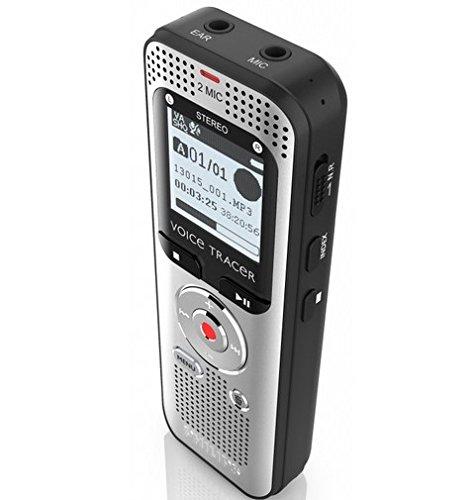 Diktiergerät PHILIPS DVT2000 4GB (DVT2000)