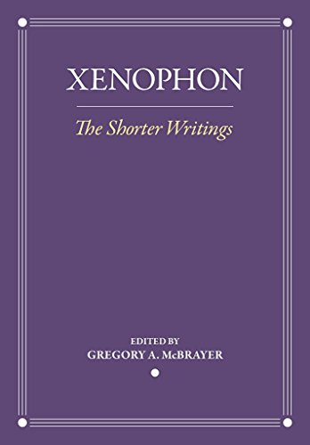 The Shorter Writings (Agora Editions)