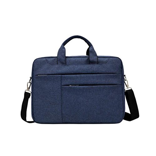 laptoptas 15.6-inch Laptop Bag 13 Inch 14 Inch Schouder Laptop Bag Zakelijke Grote capaciteit Aktetas Heren Handtas