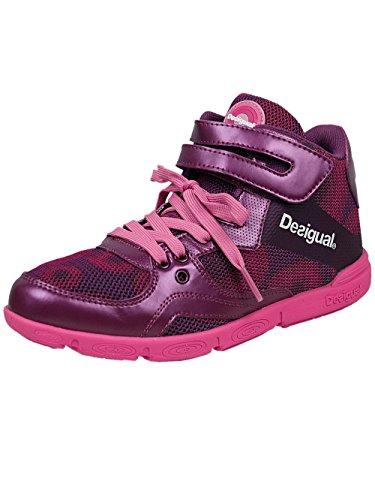 Desigual Donna Designer Sportivo Sneaker Scarpe - MUEVETE -36
