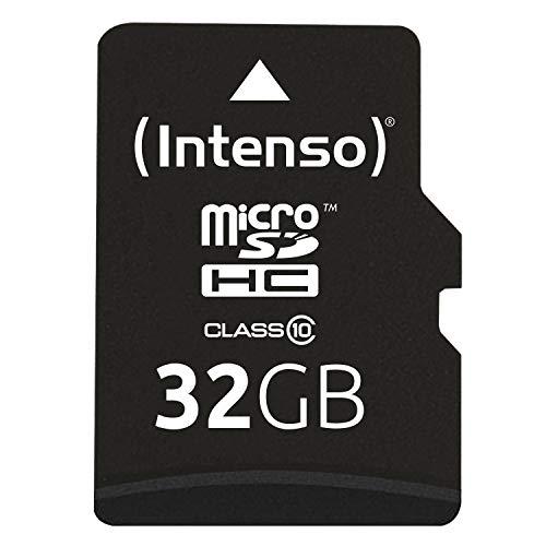Intenso -   Micro SDHC 32GB