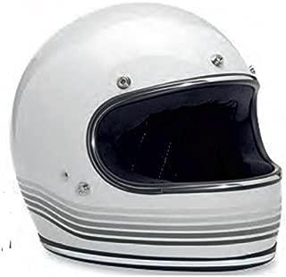 Biltwell Gringo Spectrum Full Face Helmet White X-Large
