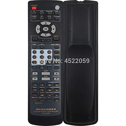 Calvas SR4200.SR4300.SR4400.SR4600.SR5200.SR5300.SR5400.SR5500.RC5200SR.RC5300SR.RC5600SR.SR6200 Amplificador Marantz con mando a distancia