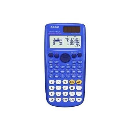 Casio, FX-300ESPLUS-BE, Scientific Calculator, Blue