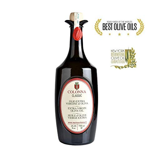 "GreenBites - Olivenöl Extra Vergine \""Classic Blend\"", delikat fruchtig, Marina Colonna, 750 ml"