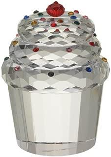 Best oleg cassini crystal cupcake Reviews