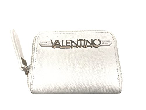 Valentino Mini Portemonnaie Sea, Bianco