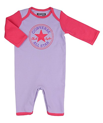 Converse Strampler Baby Body Suit irisglow - 6-9 Monate