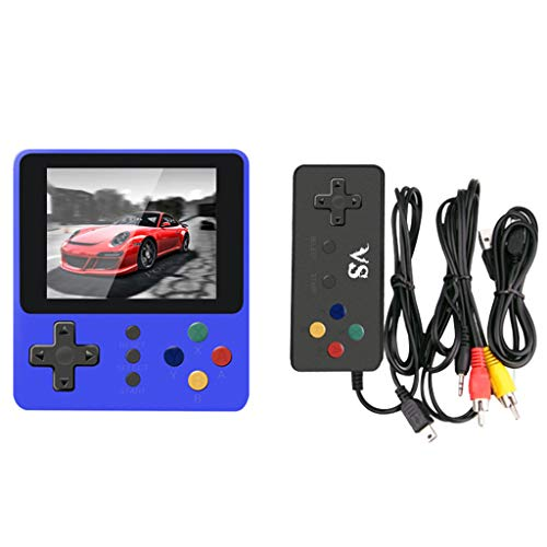 zmk Portable Game Console for Kids Built-in 500 Games