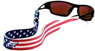 Pilotfish Sunglasses Strap - Floating Neoprene Eyewear Retainer - Sunglass Holder Strap - Custom Design