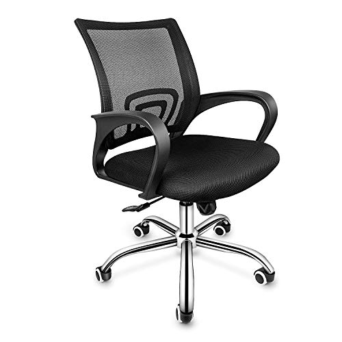 Simple Deluxe Task Office Chair Ergonomic Mesh Computer...