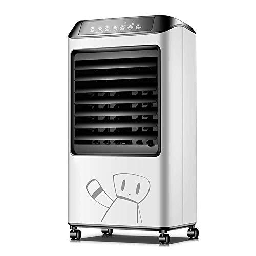 XHMCDZ Tragbare Klimaanlage zum Heizen und Kühlen Energiesparender Luftkühler für geräuscharme Haushalte mit doppeltem Verwendungszweck
