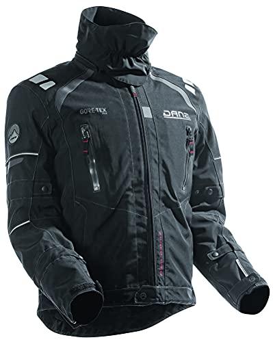 Dane JULSO GORE-TEX Pro Motorradjacke Farbe schwarz, Größe 52
