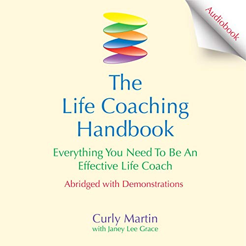 『The Life Coaching Handbook: Everything You Need to Be an Effective Life Coach』のカバーアート