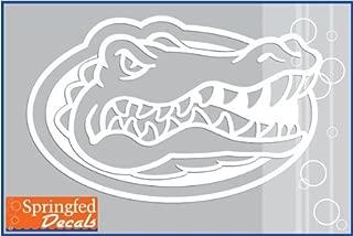 gator head decal