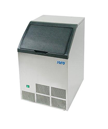 Saro EBS 40 Eiswürfelbereiter/80.3 cm/Vorratsbehälter 12 kg/edelstahl