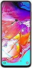 هاتف جالكسي ايه 70 ثنائي شرائح الاتصال من سامسونج - ذاكرة 128 جيجا، ذاكرة رام 6 جيجا، الجيل الرابع ال تي اي A70