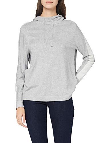 Cecil Damen B301276 Pullover, Mineral Grey Melange, Large