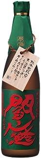 老松酒造 常圧蒸留麦焼酎 常圧閻魔 25度 [ 焼酎 大分県 720ml ]