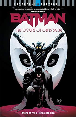 Batman: The Court of Owls Saga: (DC Essential Edition) (Batman (2011-2016)) (English Edition)