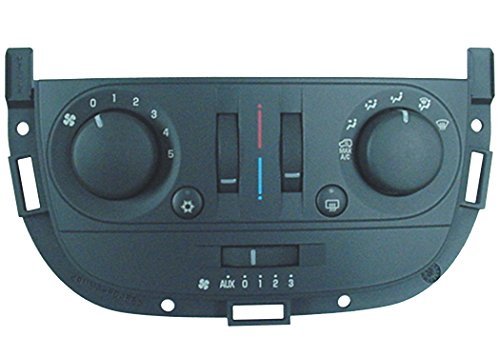 ACDelco 15-73705 GM Original Equipment Heater Control Assembly