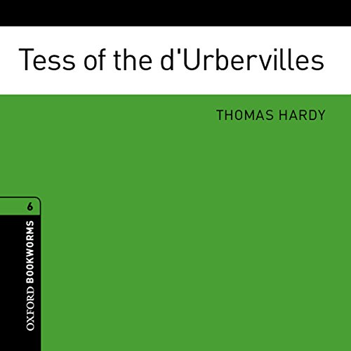 Tess of the d'Urbervilles (Adaptation) audiobook cover art
