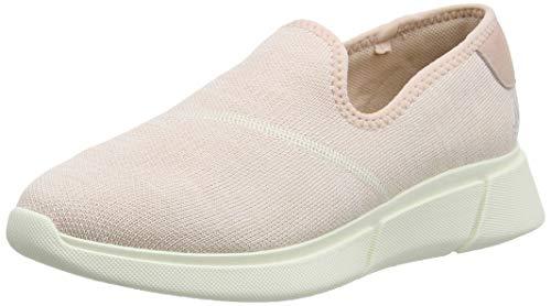 Hush Puppies Mädchen Makenna Slip On Sneaker, Pink (Pale Rose Heather Light Pink), 36 EU