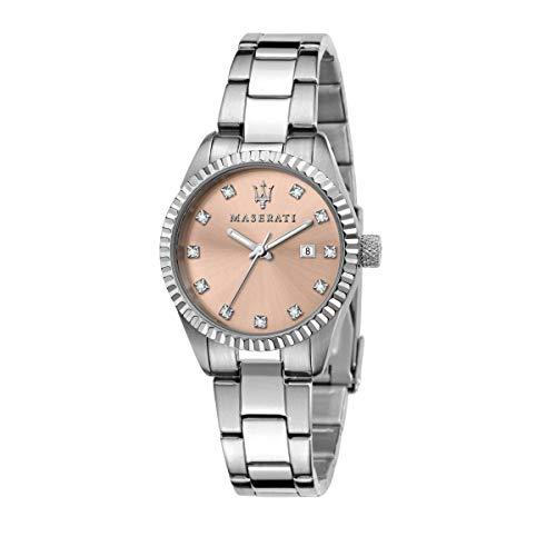 Maserati Reloj Mujer, Colección COMPETIZIONE, en Acero - R8853100509