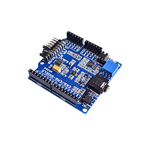 ECG-EKG-ECG-SHIELD for arduino EMG heart and brain electrical expansion board