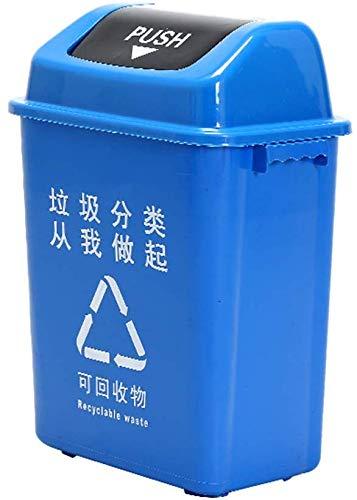La Mejor Lista de Botes de plastico para basura comprados en linea. 4