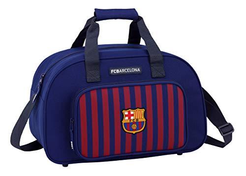 Fc barcelona bolsa de deporte, bolso de viaje.