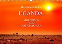 UGANDA - Murchison Falls Nationalpark (Wandkalender 2022 DIN A3 quer): Wunderbare Wildnis (Monatskalender, 14 Seiten )
