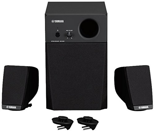 Yamaha GNSMS01 - Sistema di altoparlanti 3 pezzi per Genos Arranger Workstation