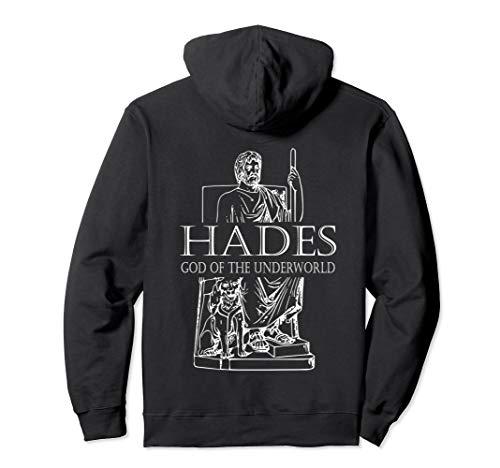Hades God Of The Underworld Greek Mythology Hoodie