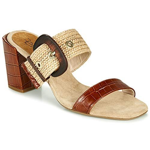 fericelli Marco Mules/Sabots Femmes Beige - 37 - Mules Shoes