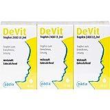 DeVit Tropfen 2400 I.E./ml, 30 ml Lösung