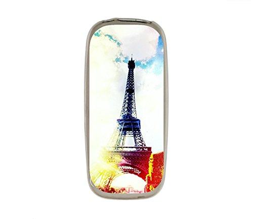 Custodia per Nokia 105 2017 Nokia 105 SS Custodia TPU Soft Case Cover TT