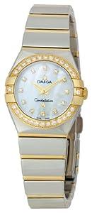 Omega Women's 123.25.24.60.55.007 Constellation '09 Diamond Bezel Watch image