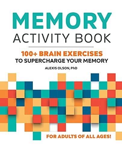 Memory Activity Book: 100+ Brain...