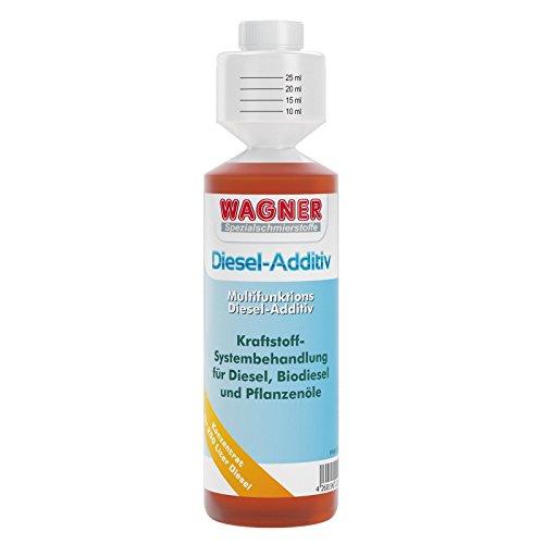 WAGNER Additif diesel/gazole/gasoile - 041250 - 250 ml