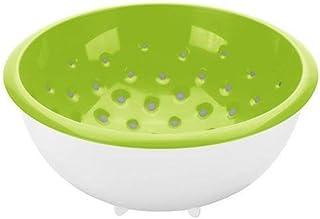Tescoma Colander with Dish/Bowl Ø 28 cm Vitamino, Assorted
