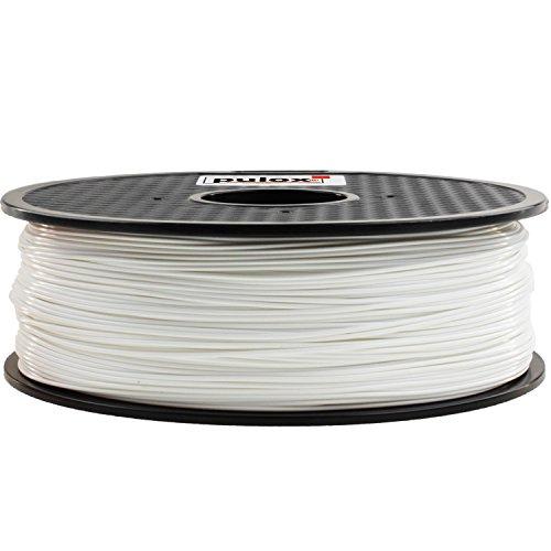 Pulox 3D Drucker HIPS Filament Weiß 1.75mm
