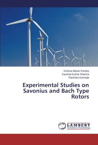 Experimental Studies on Savonius and Bach Type Rotors