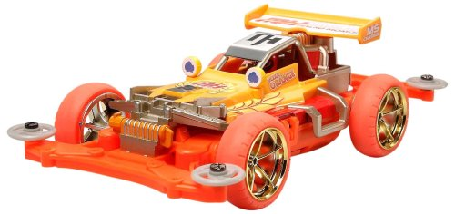 Hot Shot Jr. (MS Chassis) Mini 4WD Pro Momoi Halko Special Ver. 2 [Toy] (japan import)