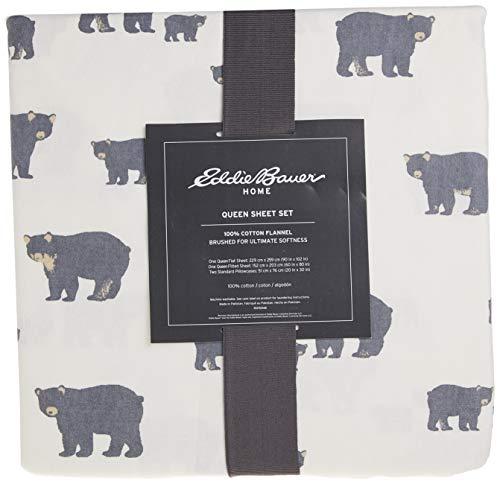 ropa de cama franela fabricante Eddie Bauer