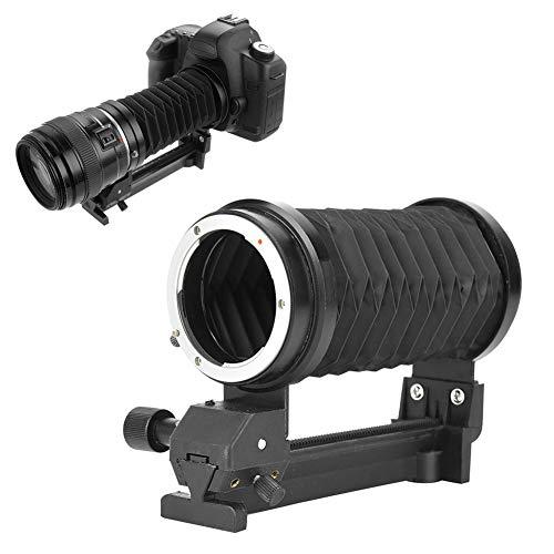 DSLR Camera Macro Close Up Soffietto, in Lega di Alluminio telescopico monorotaia a Soffietto Estensione Telecamera Mount Treppiede Adattatore, Fotografia Flessibile Stabile, per Sony NEX