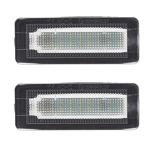 Kennzeichenbeleuchtung Für Benz Smart Auto Lampe Für Fortwo Coupe Cabrio 450 451 W450 W453