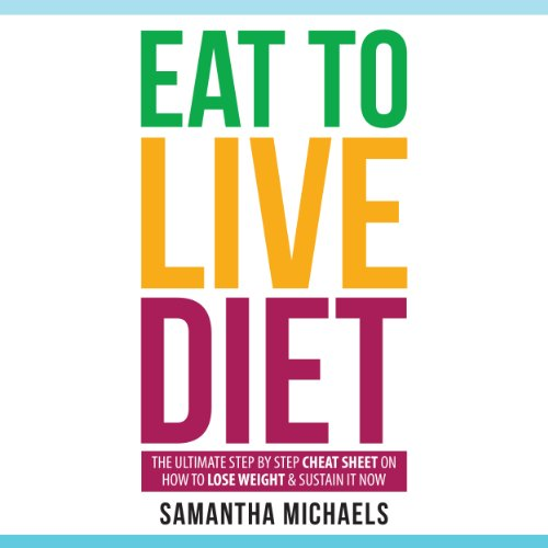 Eat to Live Diet audiobook cover art